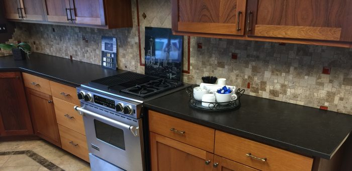 Priceless Granite Kitchens, Flooring and Backsplash