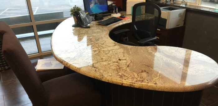 Priceless Granite - Granite Desktops, Offices and Flooring