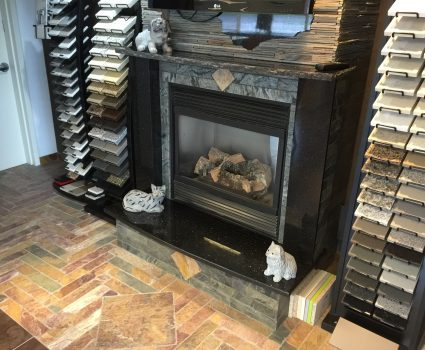 Priceless Granite - Granite Fireplace Hearth