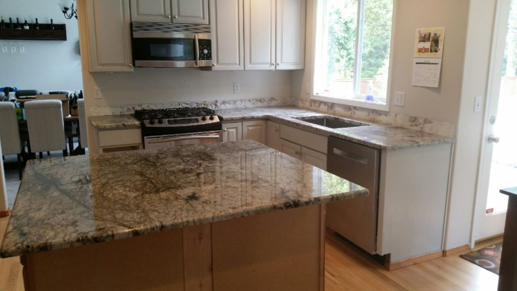 Granite & Quartz Countertops Everett, WA.